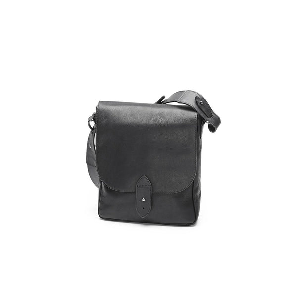 GORM messenger bag small, black