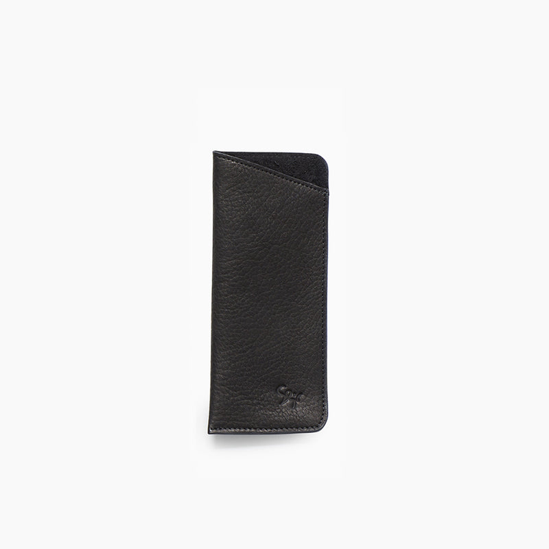 HARALD eyeglass case, half moon