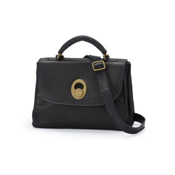 HILDE handbag large, stingray