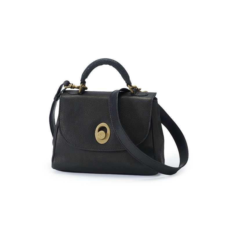 HILDE handbag, stingray