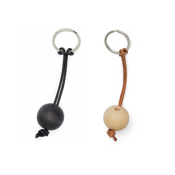 KEY Holder wood ball
