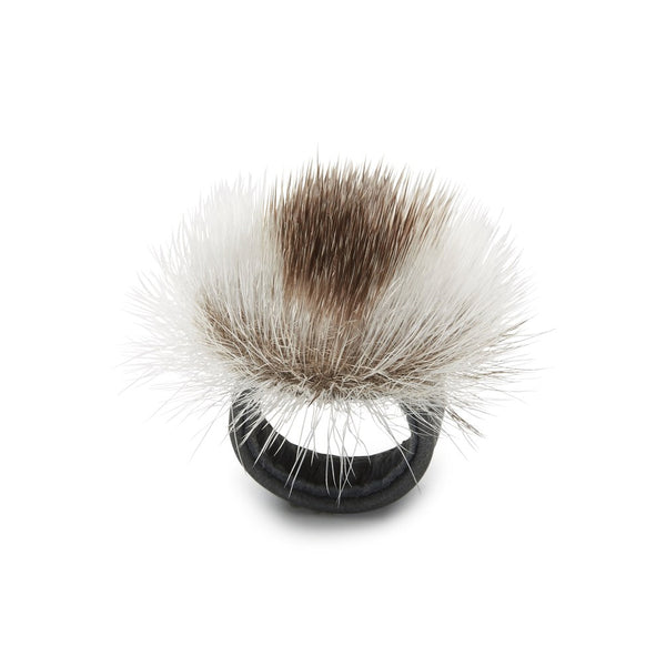 LIVA ring, seal, natural