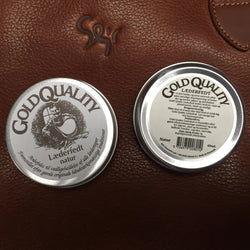 Leather grease, Gold quality