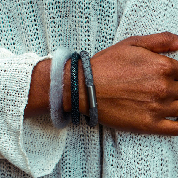TOKE bracelet, seal, natural