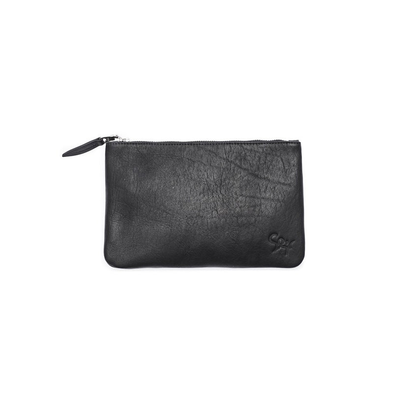 ZIP purse, black