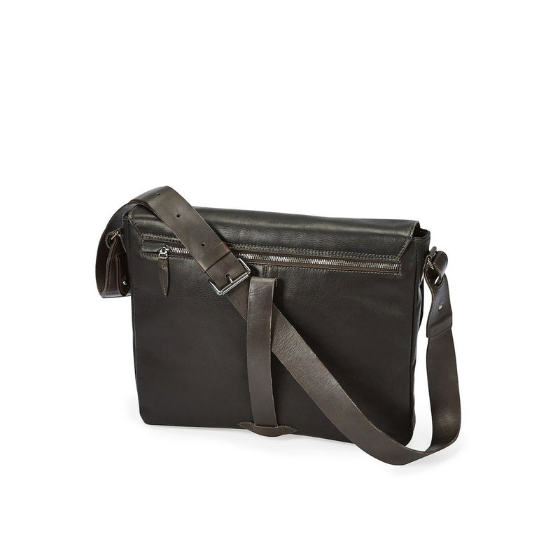 GORM messenger bag, black