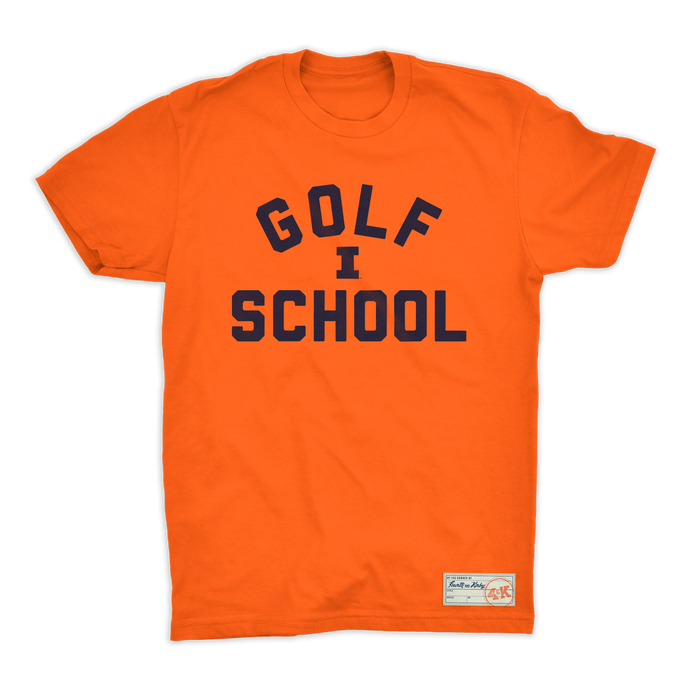 Golf School T-Shirt