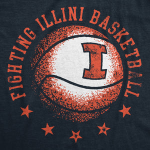 Stipple Basketball T-Shirt