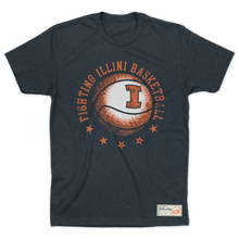 Load image into Gallery viewer, Stipple Basketball T-Shirt