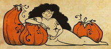 Load image into Gallery viewer, Pumpkins Crave Pointe Shoes