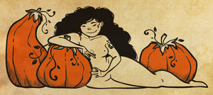 Pumpkins Crave Pointe Shoes
