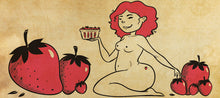 Load image into Gallery viewer, Strawberries Crave Lucy