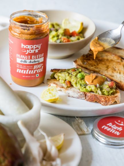 Recipe: Sourdough, fresh Guacamole & the Chilli Chutney
