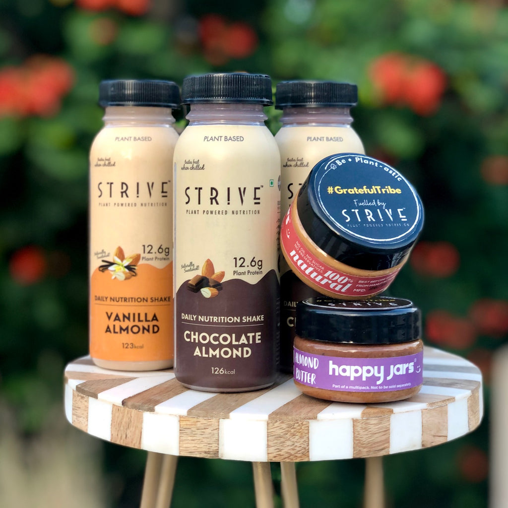 Limited Edition: Happy Jars x Strive Protein Box
