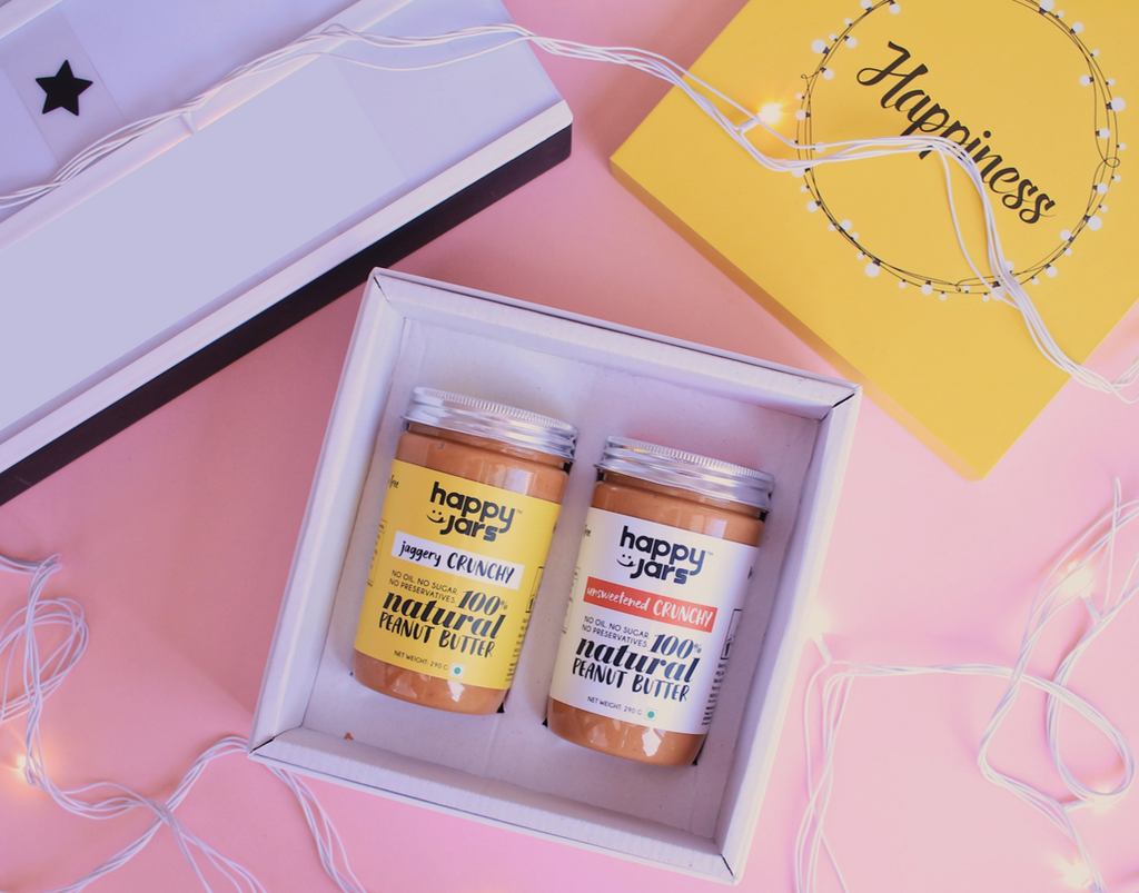 Happiness Gift Box - Peanut Butter Combo