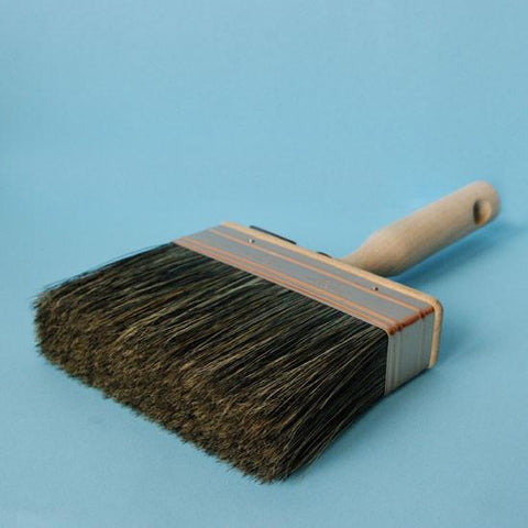 Distemper / White Wash Paint Brush Natural Grey Silk