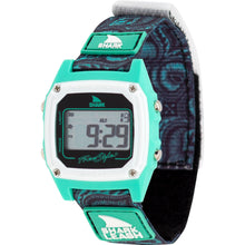 Load image into Gallery viewer, Shark Classic Leash Aloha Tropical Mint FS101023