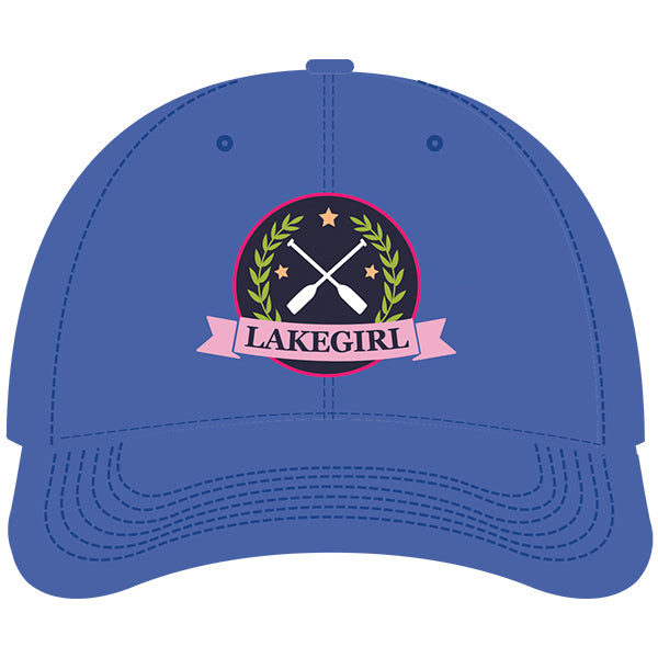 Youth Blue Lakegirl Hat HYC001