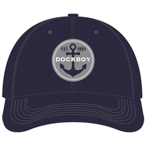 Navy Youth Dock Boy Hat