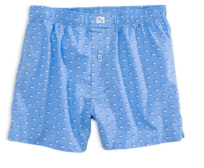 Men's Ocean Channel Southern Tide Skipjack Boxers