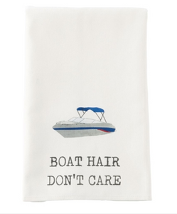 Lake Hand Towel
