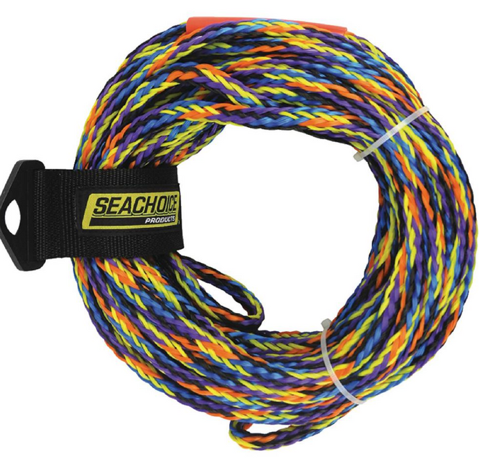 2 Rider Tube Tow Rope