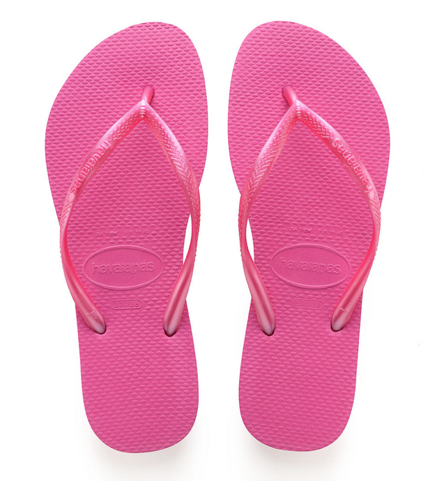 Havaianas Hollywood Rose Flip Flops