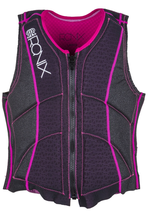 Women's Coral Athletic Vest