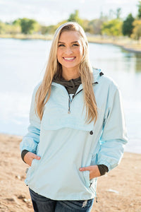 Jacket Wind Runner- Surf