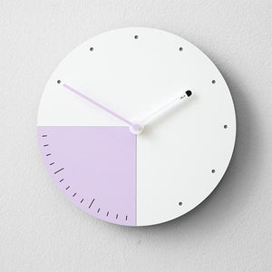 Nordic Creative Wall Clock Living Room Clock Fashion Decorative Wall Clock Bedroom Mute Wall Clock