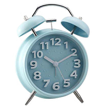 Load image into Gallery viewer, Old Fashioned Alarm Clock Non-Tricking Clock Backlight Clock Kids Alarm Clock ok to Wake