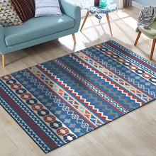 Load image into Gallery viewer, SunnyRain 1-piece  Bohemia Rug Carpet For Living Room Area Rugs Slipping Resistance Kitchen Rugs Washable