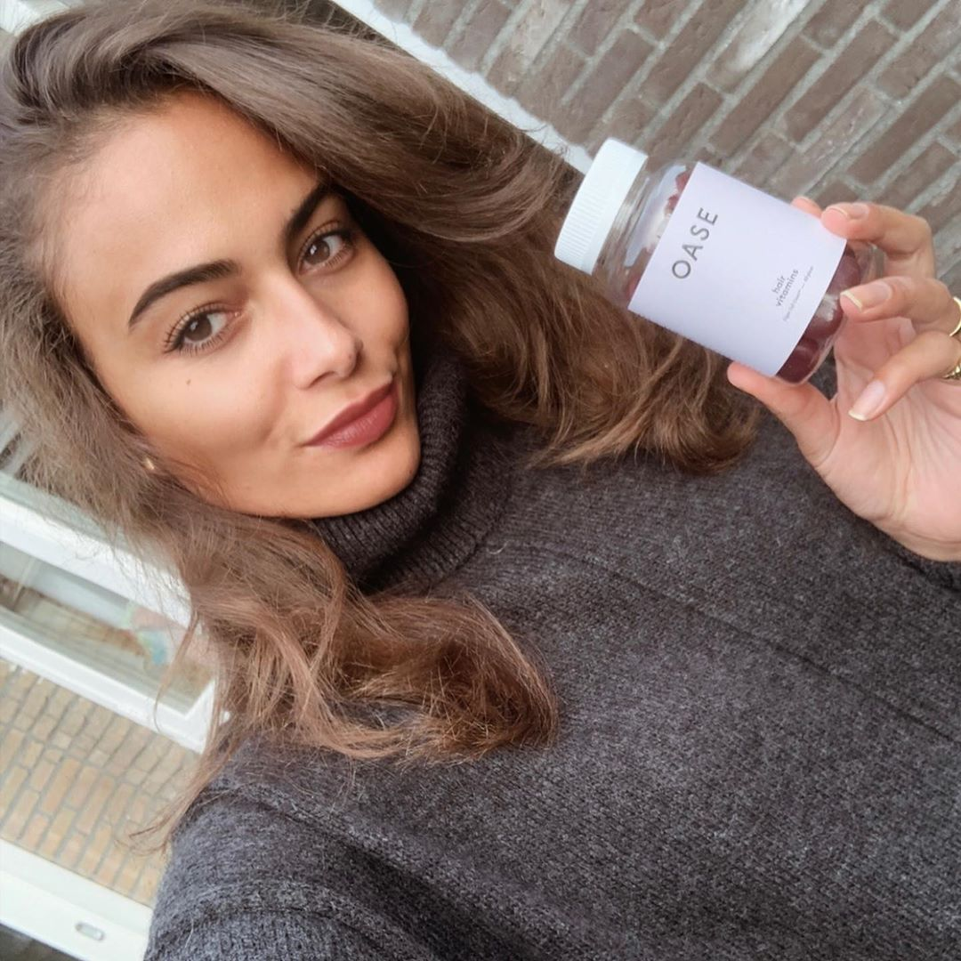 OASE Hair Vitamins Review Casey