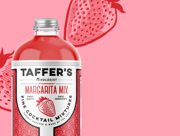 Strawberry Margarita Mix (3 Pack)
