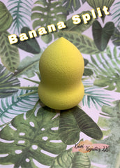 Banana Split Makeup Sponge