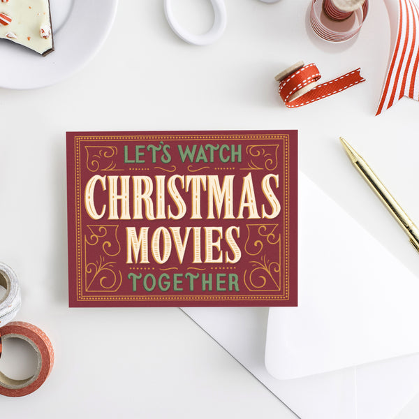 Let's Watch Christmas Movies