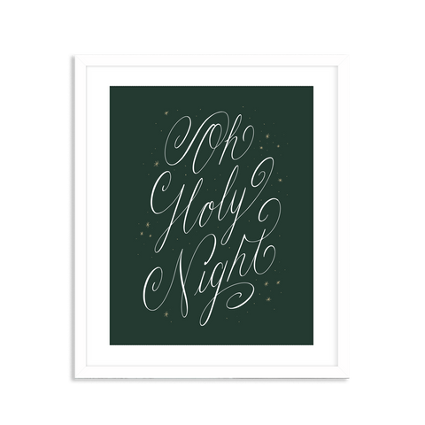 Oh Holy Night-Green