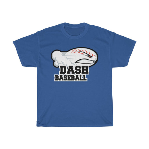 Dash - Unisex Heavy Cotton Tee