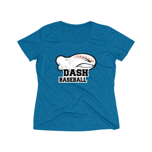 Dash - Women's Heather Wicking Tee