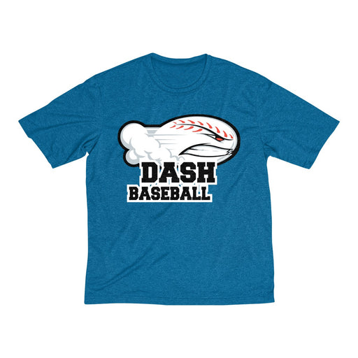 Dash - Men's Heather Dri-Fit Tee