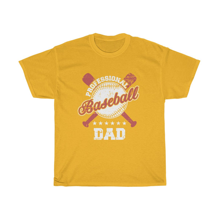 Professional Baseball Dad