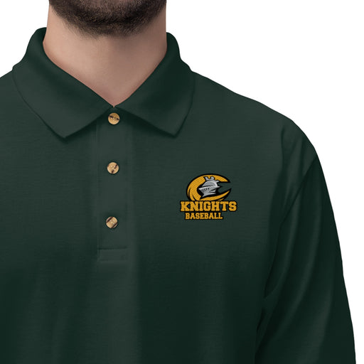 Knights - Men's Jersey Polo Shirt