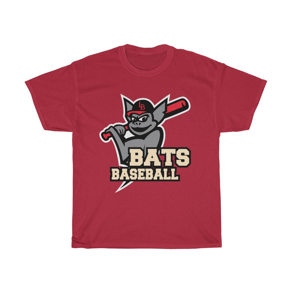 Bats - Unisex Heavy Cotton Tee