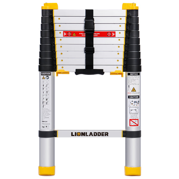 Lionladder 9.5FT New Pro Telescoping Ladder
