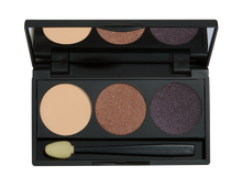Load image into Gallery viewer, Pro Trio Eyeshadow Palettes - Teacup Cosmetics
