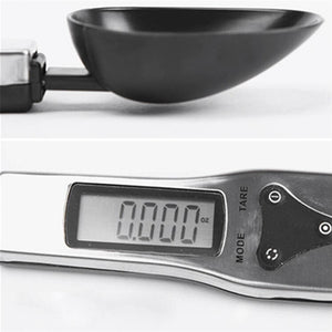 300g/0.1g Portable LCD Digital Kitchen Scale