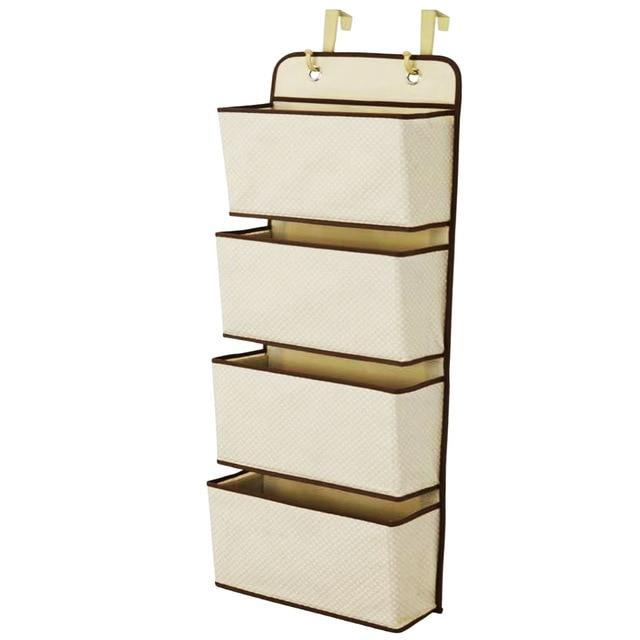 4  Wall Bag organizer
