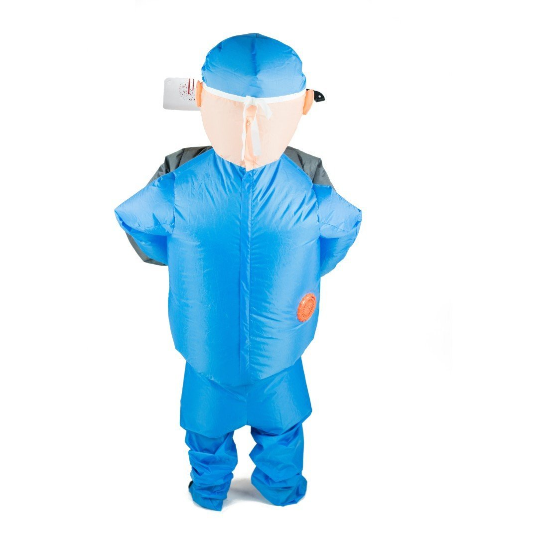 "Costume de Docteur Gonflable ""Lift You Up®"" pour Enfants"