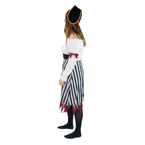 Costume de Pirate Traditionnel pour Femme
