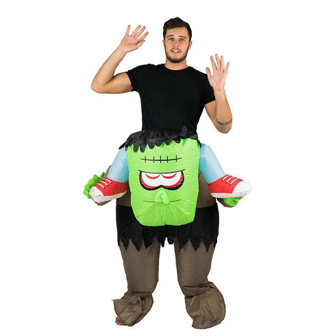 "Costume de Frankenstein Gonflable ""Lift You Up®"""
